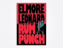 Elmore Leonard covers