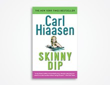 Carl Hiaasen covers