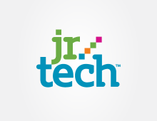 jr.tech logotype