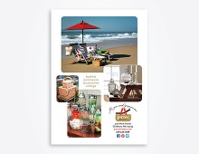 picnic fashion Chatham Bars Inn Magazine full page ad