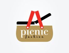 picnic fashion logotype