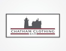 Chatham Clothing Bar sign