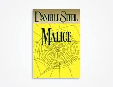 Danielle Steel book cover designs
