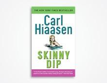 Carl Hiaasen covers