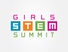 Girls Stem Summit logo