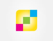 Les Petits Pas logo design