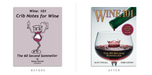 Extreme Design Makeovers Wine 101 book cover